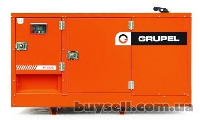 Дизельный генератор Grupel 91 кВа/ 73 кВт