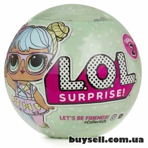 """Игрушка-сюрприз LOL Surprise """"Кукла Лол"""",  2 серия изображение 3"""
