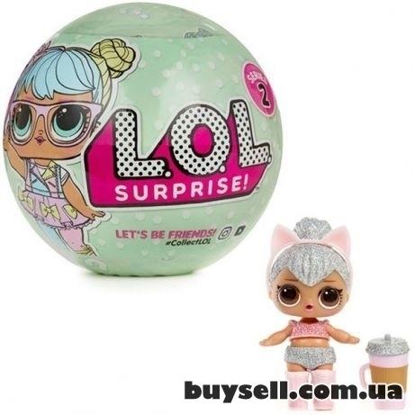 """Игрушка-сюрприз LOL Surprise """"Кукла Лол"""",  2 серия"""