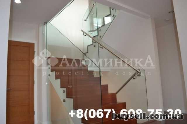 Перила из нержавеющей стали Ограждения для лестниц изображение 3