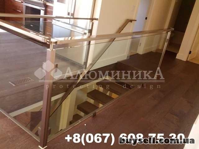 Перила из нержавеющей стали Ограждения для лестниц изображение 4
