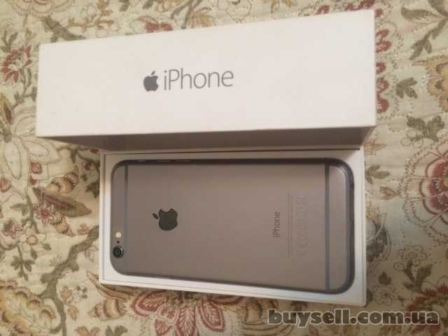 iPhone 6 64gb Neverlock SpaceGrey изображение 5