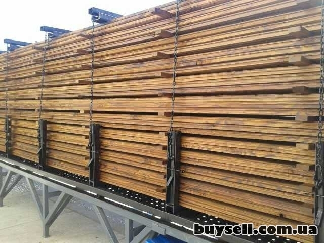 Термомодификация древесины, термокамера