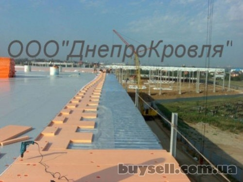 Услуги по ремонту и монтажу кровли в Днепропетровске