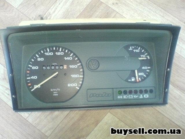 Запчастини до VW Polo-II,  92р. в. изображение 3