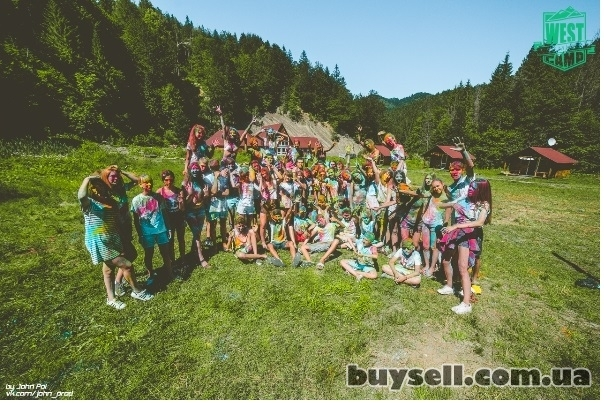 Лагерь в Карпатах Вест кемп:  Детский Лагерь для подростков в Карпатах