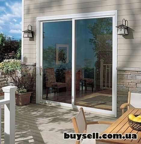 Раздвижные пластиковые двери и окна по доступной цене. изображение 4