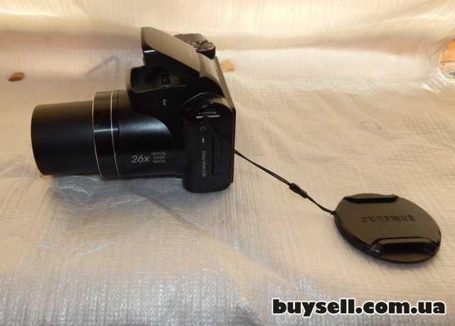 Фотоаппарат Samsung WB100 Black изображение 2