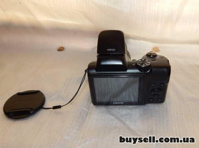 Фотоаппарат Samsung WB100 Black изображение 3