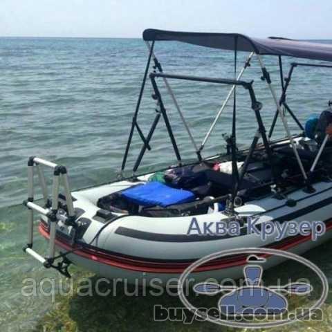 Лестница для купания на лодку купить в Украине изображение 3