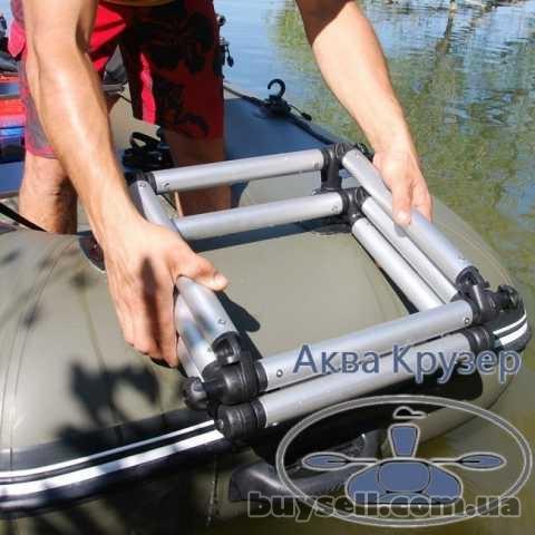 Лестница для купания на лодку купить в Украине изображение 5