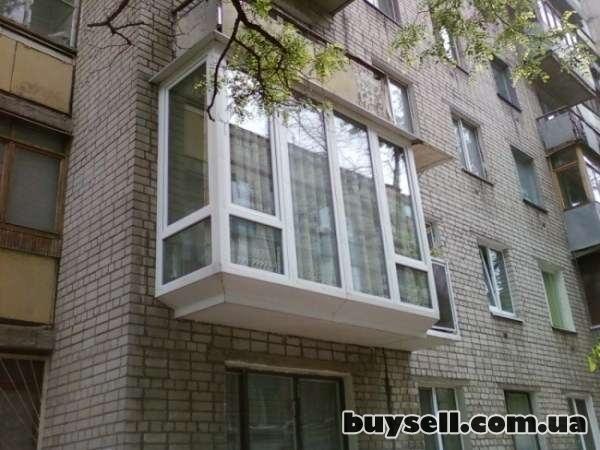 Окна балконы лоджии (вынос,  обшивка,  утепление) .  Французские балко изображение 4