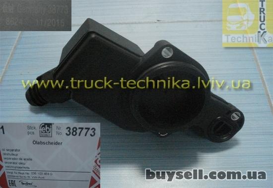 Сапун вентиляции картера двигателя Audi Seat Skoda VW VAG изображение 4