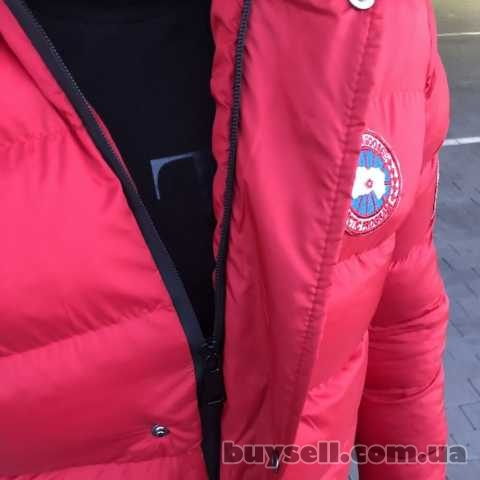 Мужская куртка Canada Goose Vernon Parka Red Label