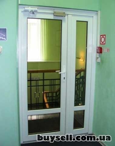 Двери металлопластиковые.  Входные и межкомнатные.  Недорого. изображение 2