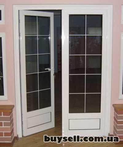 Двери металлопластиковые.  Входные и межкомнатные.  Недорого. изображение 5