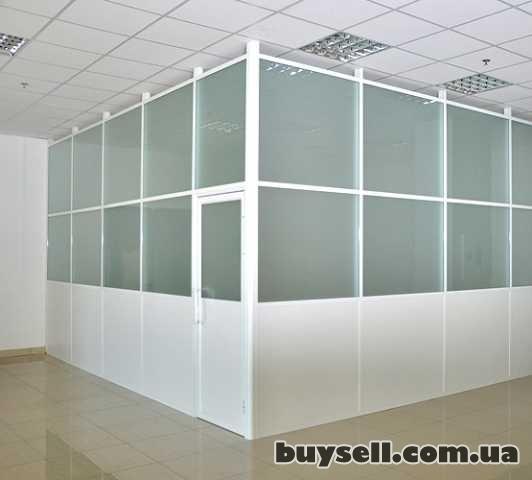 Пластиковые офисные перегородки.  Недорого. изображение 5