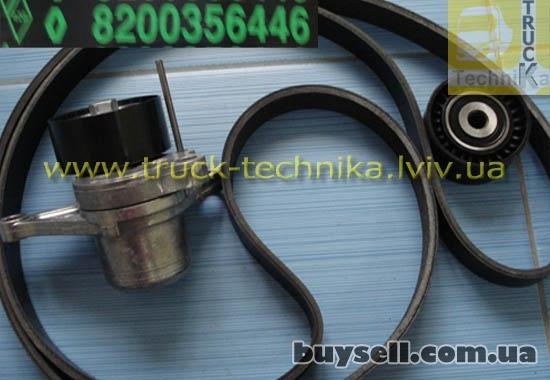 Комплект ремня генератора Opel Vivaro, Renault Master, Trafic 11720938 изображение 2