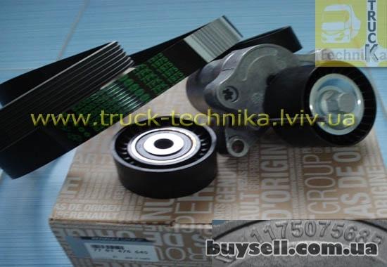 Комплект ремня генератора Opel Vivaro, Renault Master, Trafic 11720938 изображение 3