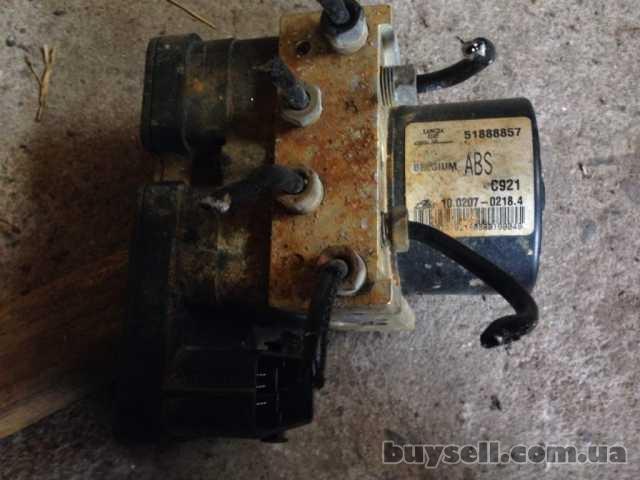 Блок ABS Fiat Doblo 1. 6 jtd 2010-2014
