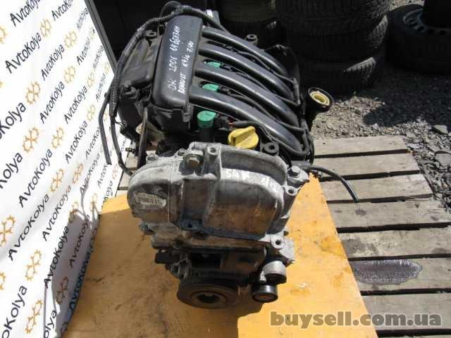 Двигатель в сборе Renault Clio 1. 4 бензин K4J G7 /80 2005-2009