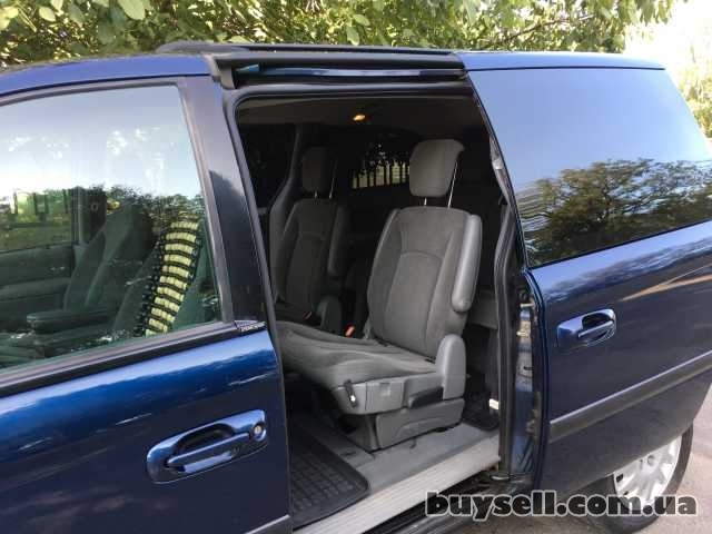 Chrysler Grand Voyager 2005 изображение 3