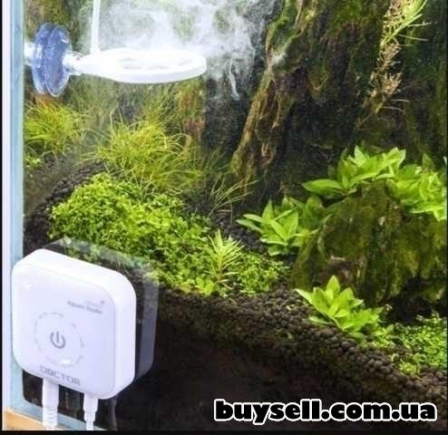 Ионизатор для аквариума против бактерий и водорослей Chihiros Doctor изображение 3