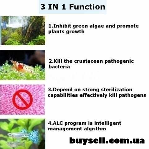 Ионизатор для аквариума против бактерий и водорослей Chihiros Doctor