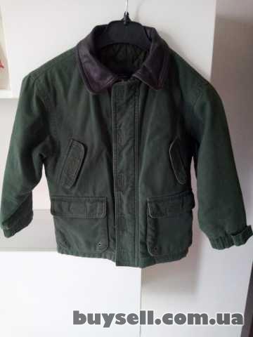 Детская куртка для мальчика 5-6 лет.