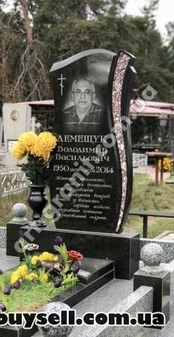 Памятники с инкрустацией - уникальная технология изображение 2