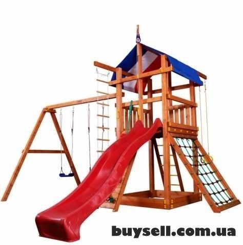 Детская площадка