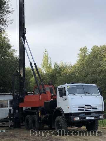 Сваебойная установка угмк12 на базе КамАЗа