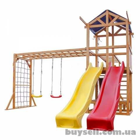 Детский игровой комплекс Babyland-12