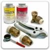 Трубы,  муфты,  шаровые краны с ПВХ и ХПВХ Genova products