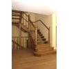 Производство и установка деревянных лестниц.
