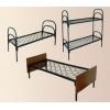 Трехъярусные металлические кровати для рабочих,  кровати для общежитий