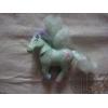 винтажная лошадка пони lanard с клеймом 1984 года.