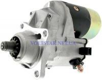 Стартер для Iveco Cursor New Holland Case 0986023430,    228000-7550