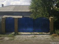 Ворота с поликарбоната  Луцк