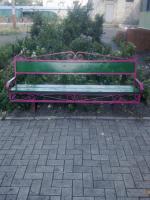 Кованые садовые скамейки Луцк
