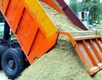 Без посредников песок, щебень, бут, отсев, кирпич, бетон, асфальт, гли