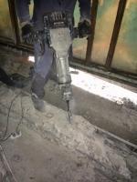 Демонтаж бетона резка стен алмазная вырезка проемов