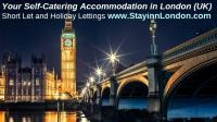 Holiday lets Central London.  StayinnLondon, Оренбург, Договорная