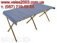 Лоточные торговые столы Палатки