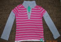 Продам б/у футболку ТМ «George» с длинным рукавом на девочку