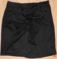 Продам б/у юбку для школы (Украина)  чёрного цвета