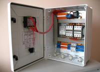 Щит управления генератором ELPRO-63ESP,  до 63А IP54