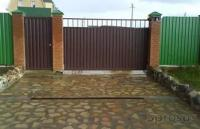 Ворота, калитки, навесы, заборы, двери, окна