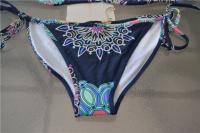 Купальник Emilio Pucci Printed Triangle Top String Bikini,  оригинал