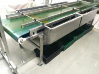 Проектируем,  изготавливаем инспекционные конвейера